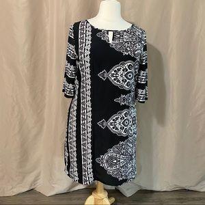 New York & Company XL Tunic Dress